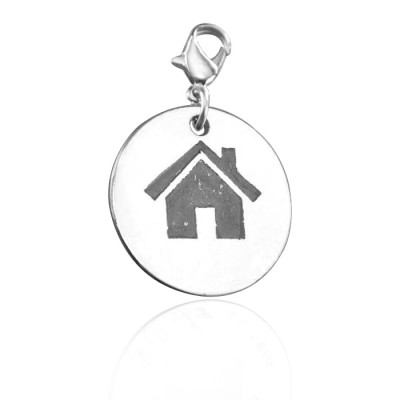 Personalised Home Charm - The Name Jewellery™