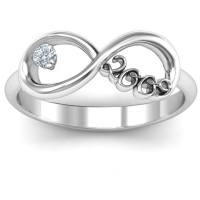 2009 Infinity Ring - The Name Jewellery™