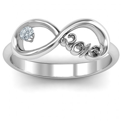 2013 Infinity Ring - The Name Jewellery™