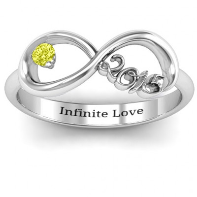 2015 Infinity Ring - The Name Jewellery™