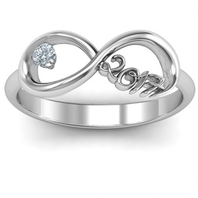 2017 Infinity Ring - The Name Jewellery™