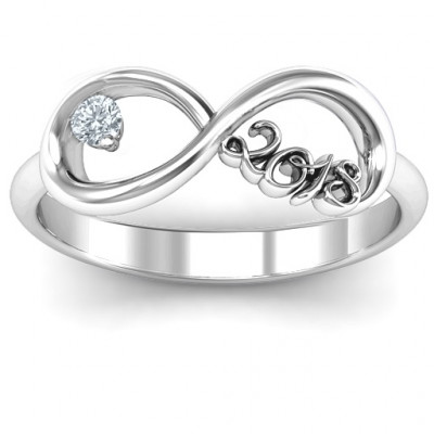 2018 Infinity Ring - The Name Jewellery™
