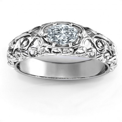 2020 Vintage Graduation Ring - The Name Jewellery™