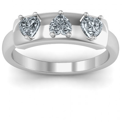 All My Hearts Ring - The Name Jewellery™