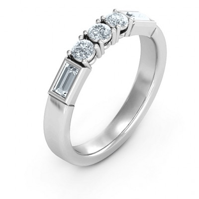 Charmed by Love Ring - The Name Jewellery™
