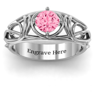 Enchanting Tangle of Love Ring - The Name Jewellery™