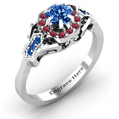 Fancy Vintage Ring - The Name Jewellery™