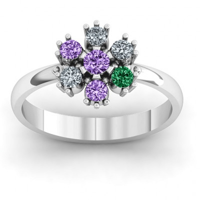 Flower Power Ring - The Name Jewellery™