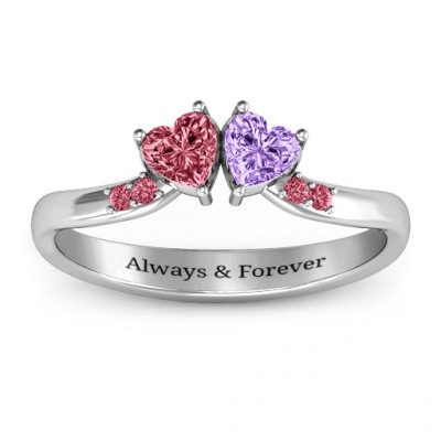 Follow Your Heart RIng - The Name Jewellery™