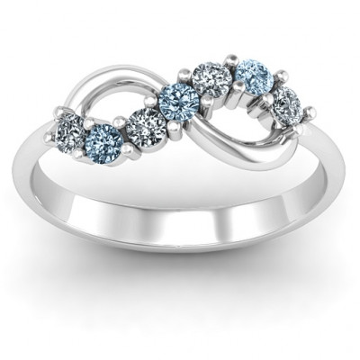 Infinity Ring - The Name Jewellery™