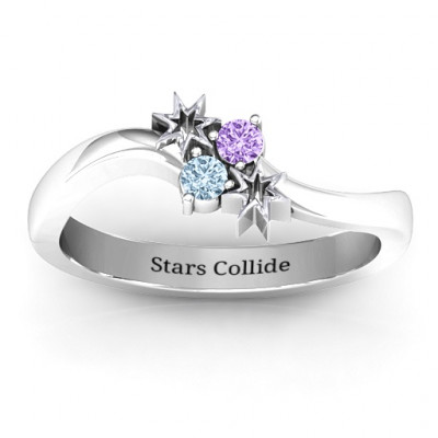 Light Up My Life Ring - The Name Jewellery™