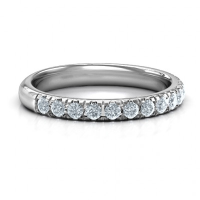 Love All Around Ring - The Name Jewellery™