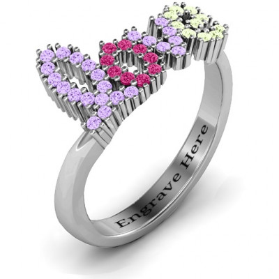 Love Spell Ring - The Name Jewellery™