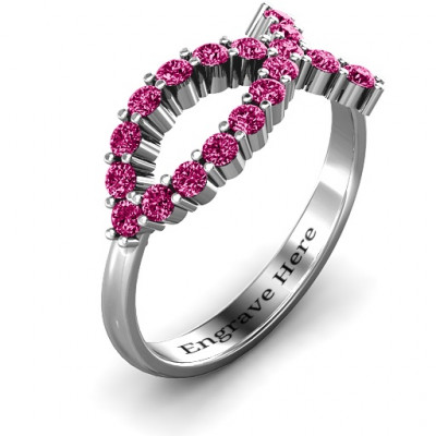 Luminous Fish Ring - The Name Jewellery™