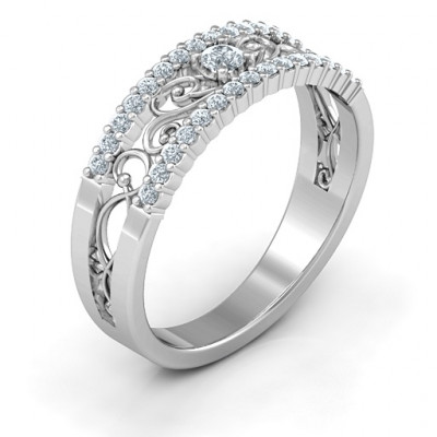 Mesmeric Love Ring - The Name Jewellery™
