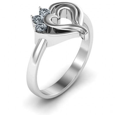 Radial Love Ring - The Name Jewellery™