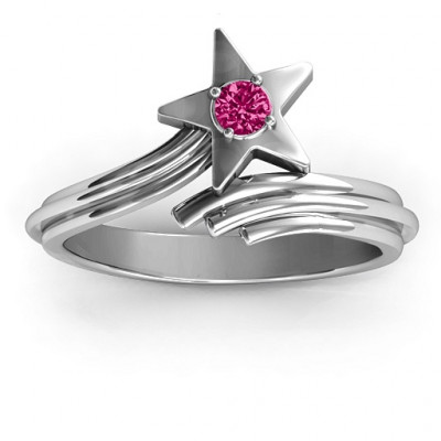 Shooting Star Ring - The Name Jewellery™
