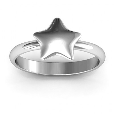 The Sweetest Star Ring - The Name Jewellery™