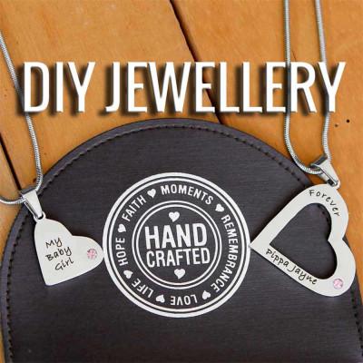 Personalised Jewellery (DIY) - Custom Order Page - The Name Jewellery™
