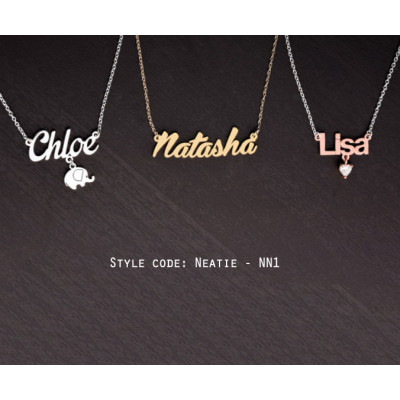 Up To 70% Off - Gold Name Necklace & Rings - Discount Selection - The Name Jewellery™