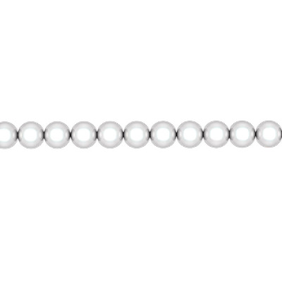Personalised Freshwater Pearl Stretch Bracelet - The Name Jewellery™