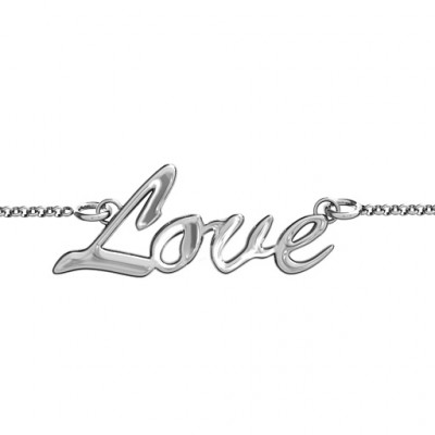 Personalised Love Spell Bracelet - The Name Jewellery™