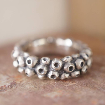 Barnacle Ring - The Name Jewellery™