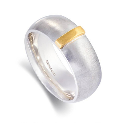 Linear Ring - The Name Jewellery™