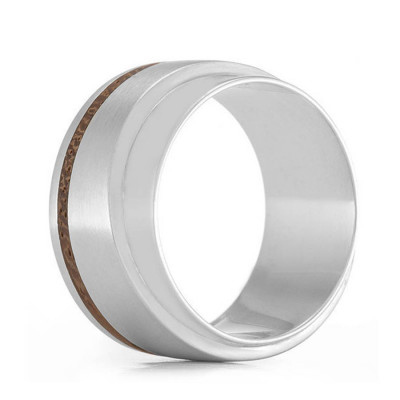 Wood Ring Layer - The Name Jewellery™