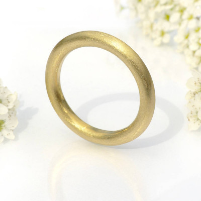 Mens Halo Wedding Ring, 18ct Gold - The Name Jewellery™