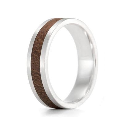 Wood Ring Native Komfort - The Name Jewellery™