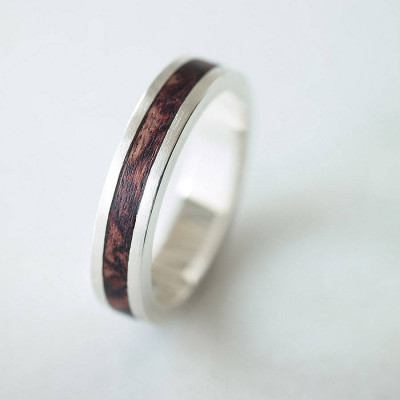 Wood Ring Native - The Name Jewellery™
